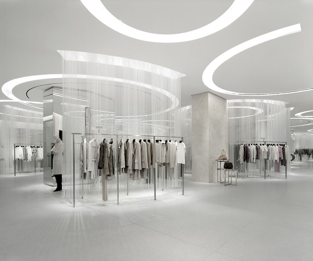 Burdifilek Designs Holt Renfrew's Toronto Flagship