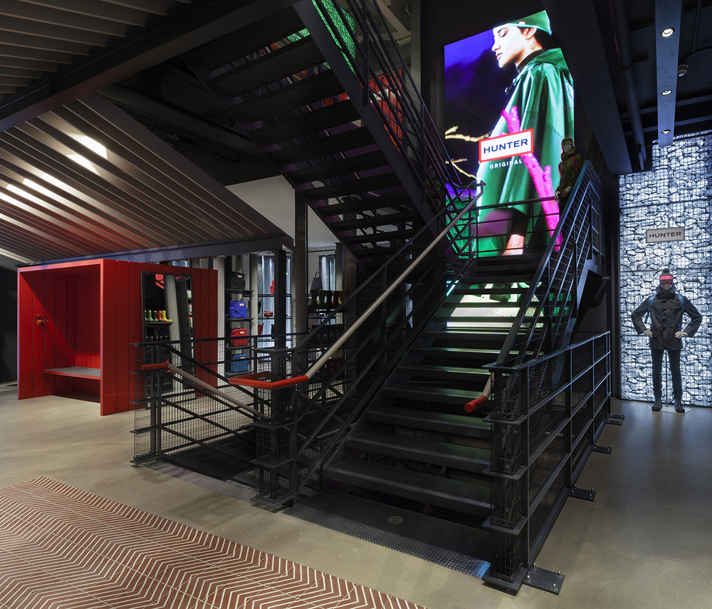 Checkland Kidleysides Design Hunter's First Global Flagship Store