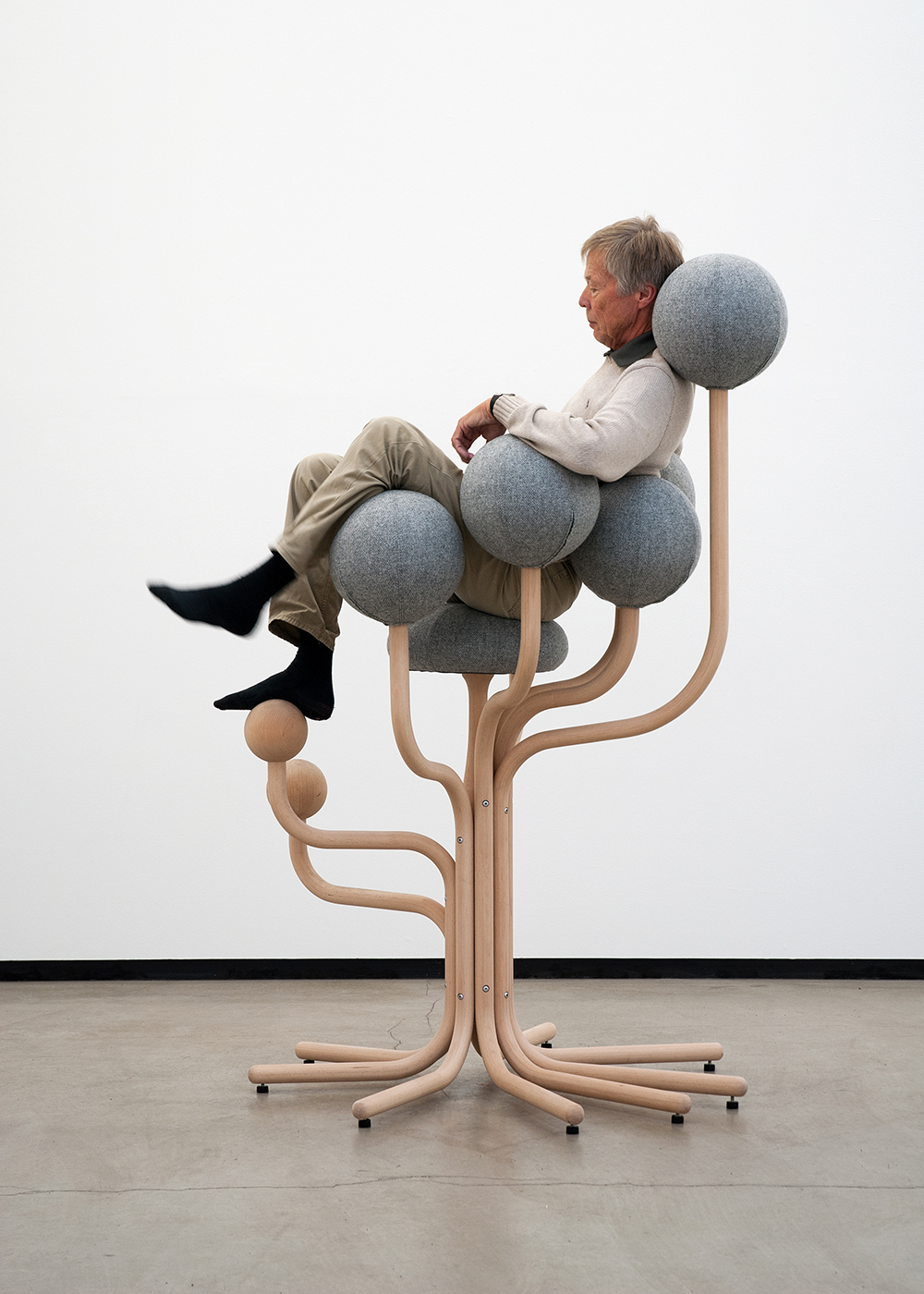 Rethink Sitting The Re launch of the Iconic Globe Garden Chair
