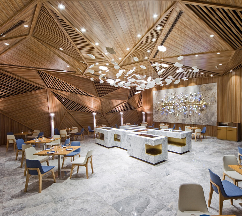 A Portrait of Chengdu: Panorama Designs Yue Restaurant