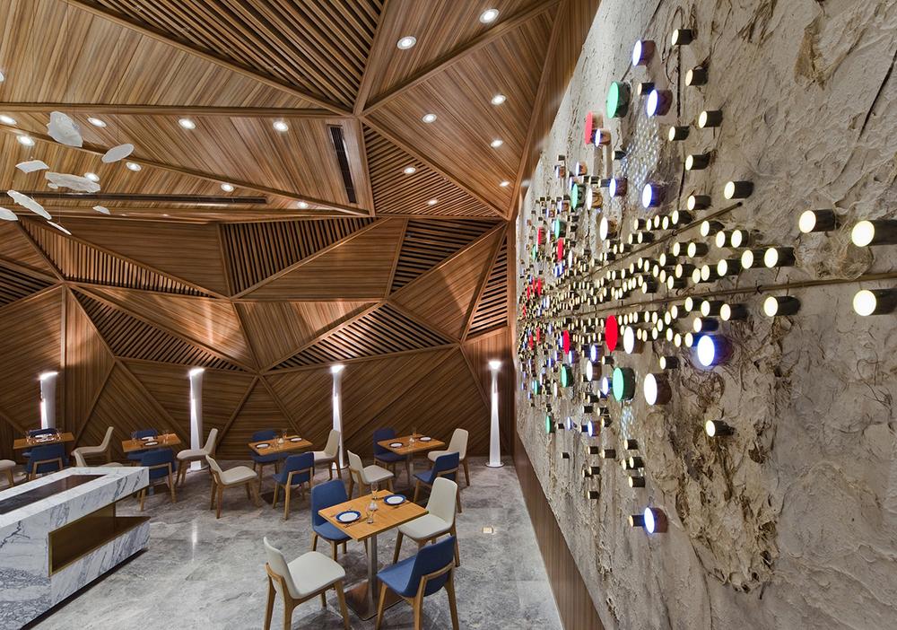 Panorama Designs Chengdu's Yue Restaurant
