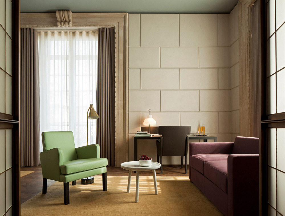 Hotel Café Royal designed by David Chipperfield