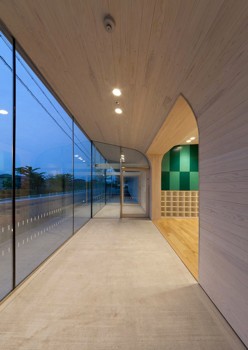 Leimond-Shonaka Nursery School by Archivision Hirotani Studio