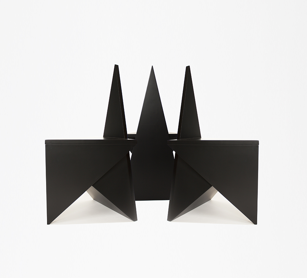 'The Vanishing Twin Chair' by Material Lust