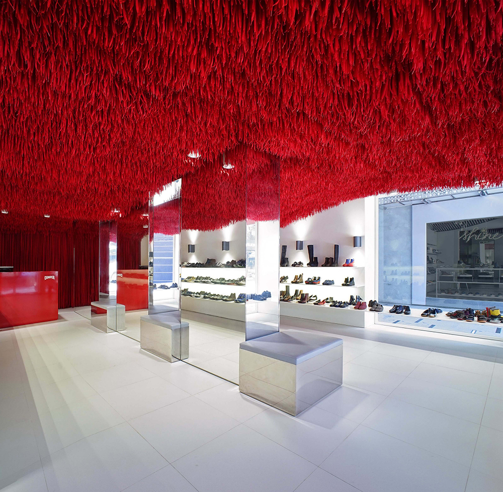Interior Design Furniture Stores Melbourne ~ Laces loose brajovic s shoelace strung camper store — knstrct