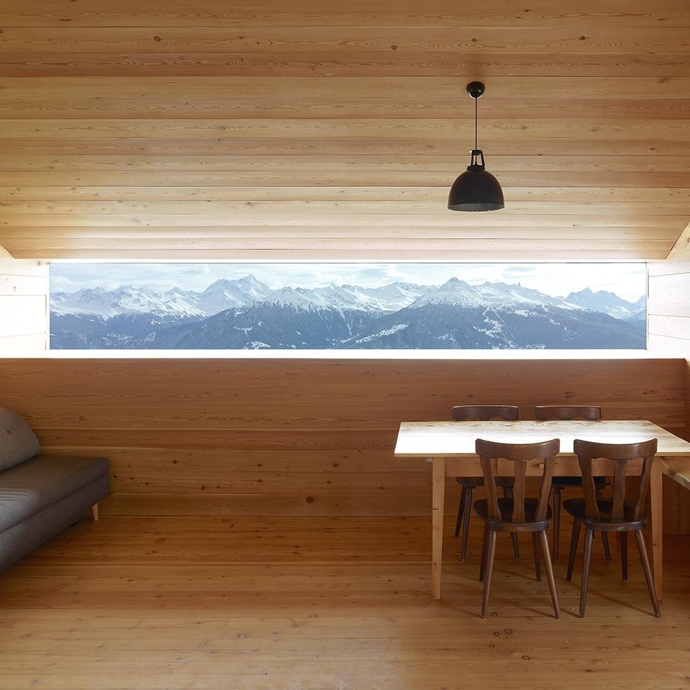 savoiz fabrizzi architectes rehabs 1870s pasture barn into contemporary holiday home knstrct - Wohninspiration Hauser Bilder