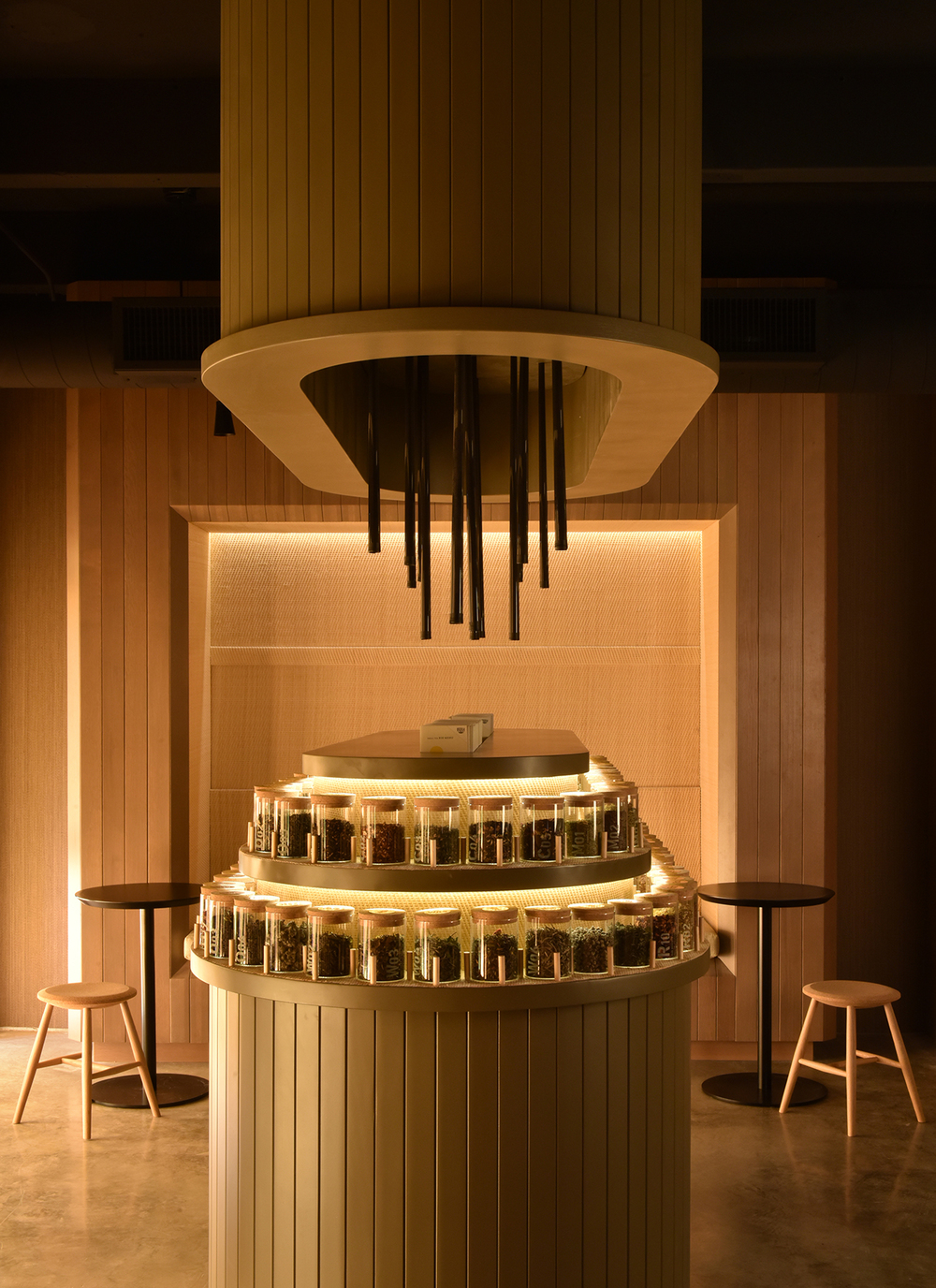 Small Tea A Lounge Experience For Tea Lovers Designed By