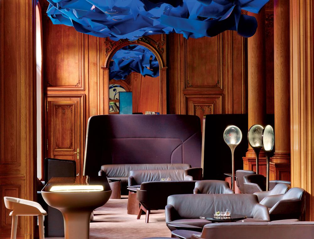 Jouin Manku Renovate and Innovate Hôtel Plaza Athénée