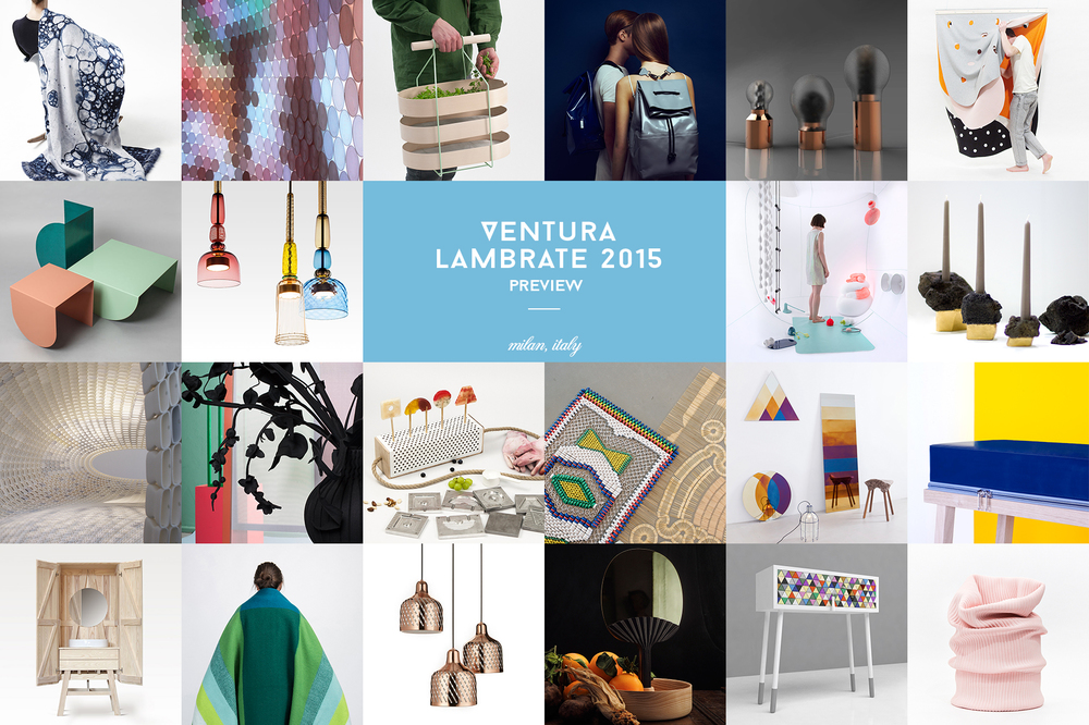 What to expect at Ventura Lambrate 2015 Milan, Italy | KNSTRCT