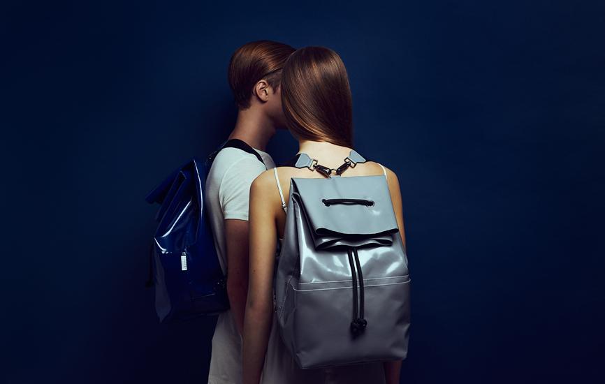 Backpacks by Visser en Meijwaard