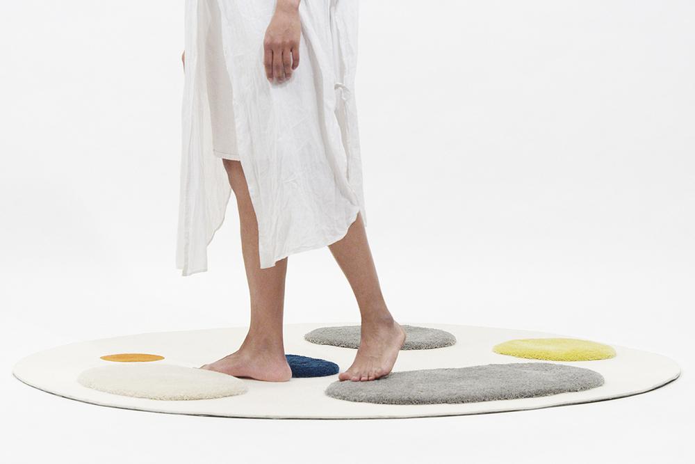 UMAMI carpet by Martyna Barbara Golik