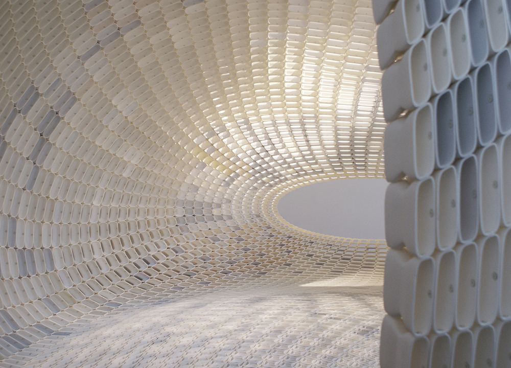 3D Printed Project EGG by Michiel Van Der Kley