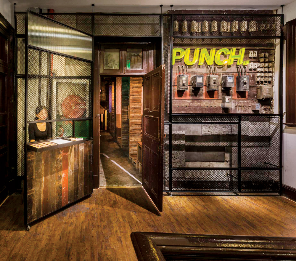 Neri & Hu Craft Speakeasy Nostalgia and Modern Flare at Logan's Punch Bar