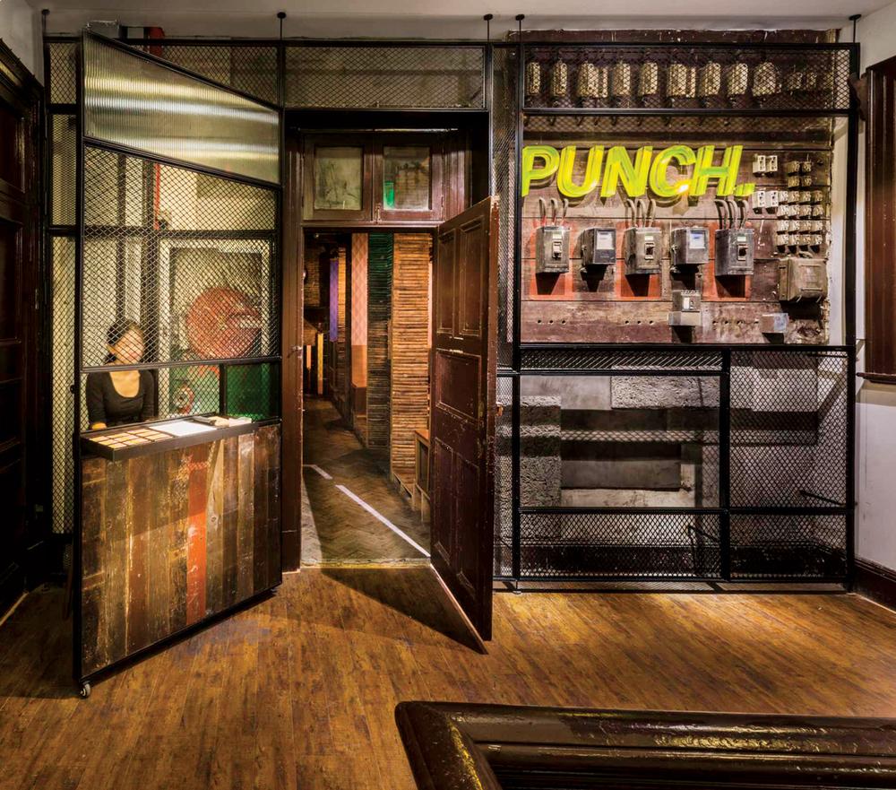 Neri hu craft speakeasy nostalgia and modern flare at for Design interior cafe vintage