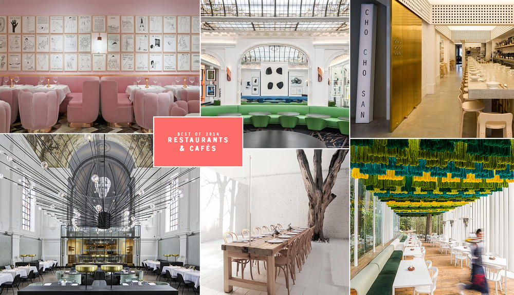 best of restuarant design in 2014