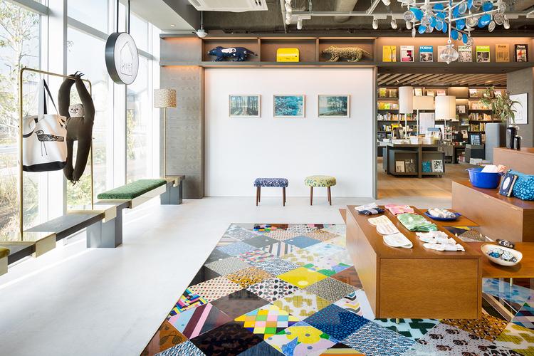 Patchwork: Torafu Architects Design Tokyo\'s New Minä Perhonen Koti ...