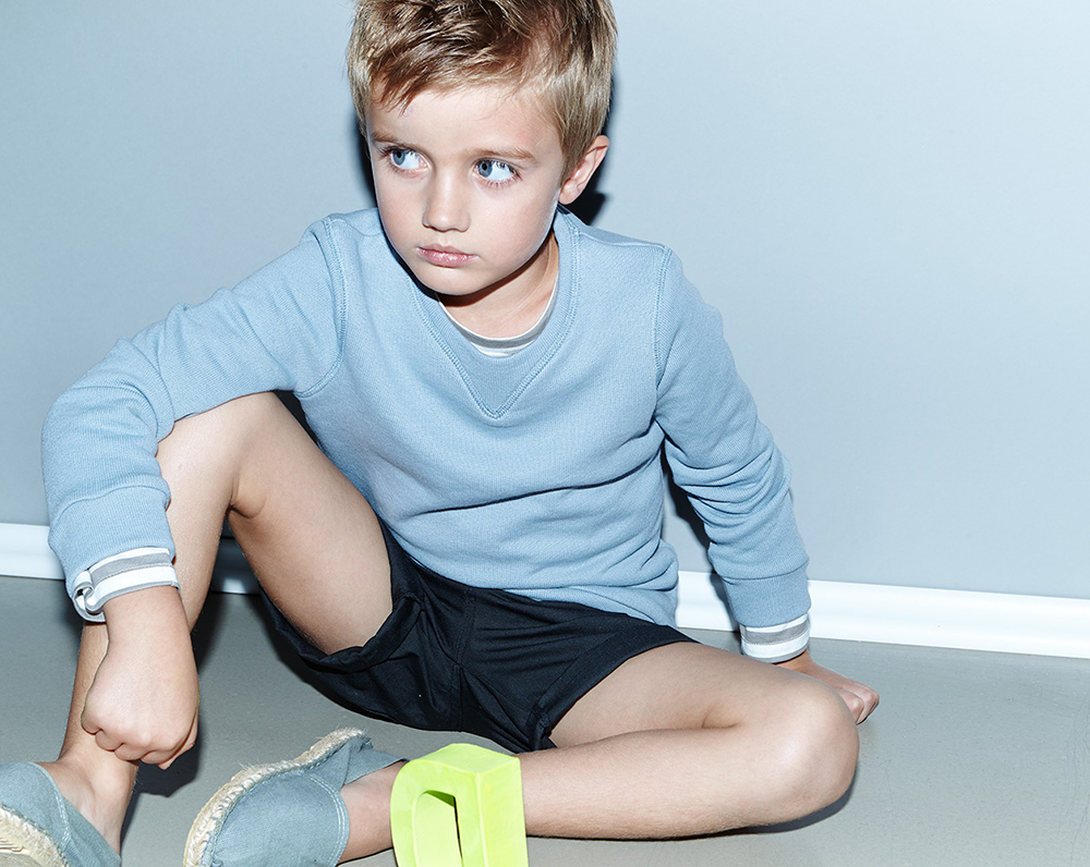 Douuod Spring Summer 2015 Kidswear Collection