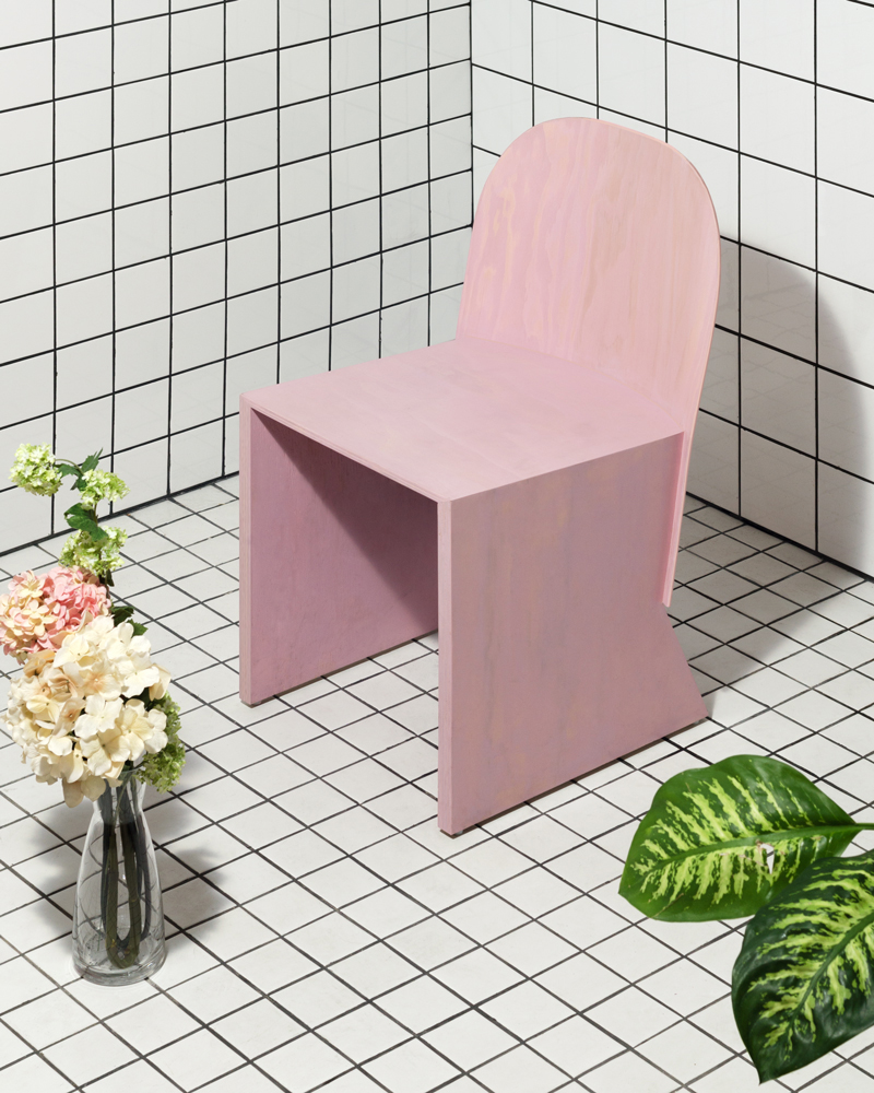 Knauf And Brown Craft the Florist Chair