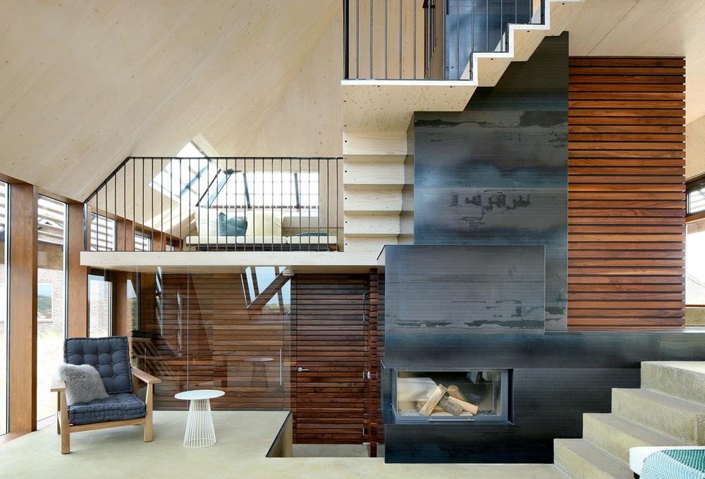 Amazing glass roof of Marc Koehler Architects' Dune House | KNSTRCT