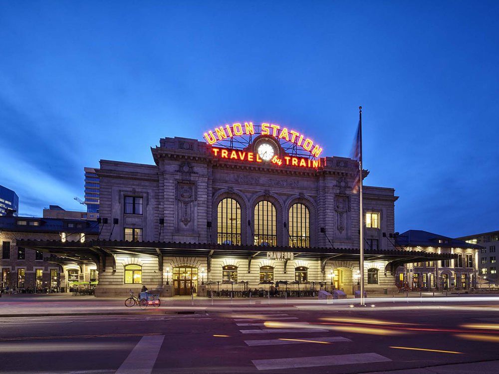 Avroko restores Denver Union Station