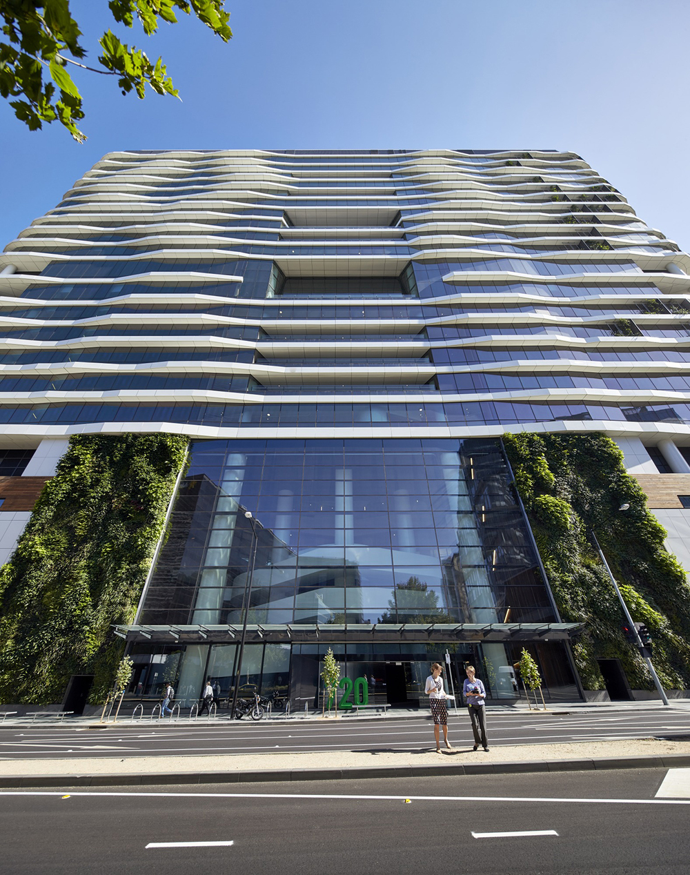 Challenging the Cubicle: Medibank's Lush, Organic HQ