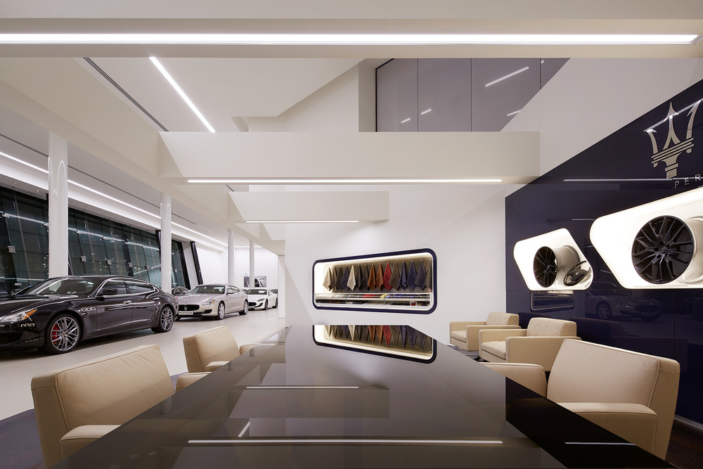 501 Swanson Melbourne S Audi And Maserati Dealership By Elenberg