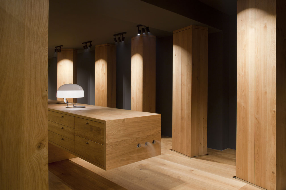 Snohetta carves out Aesop's second Berlin store