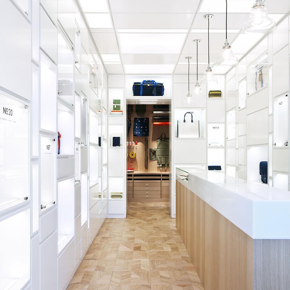 "Wonderwall Creates ""Cabinet Of Wonder"" Inside L/Uniform's"