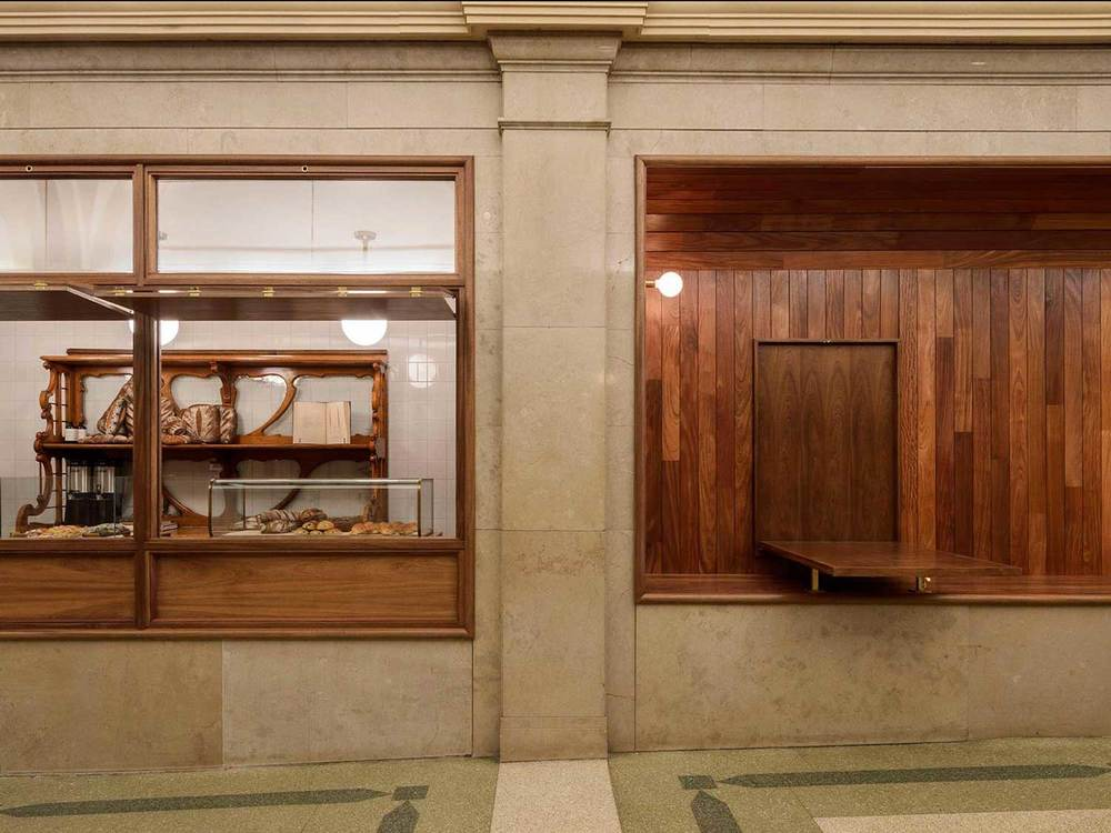 Workstead crafts Arcade Bakery in New York City