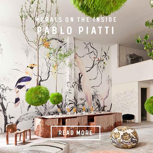 Pablo Piatti Murals