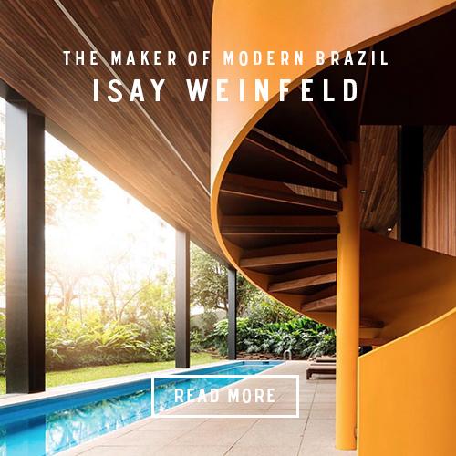 Isay Weinfeld crafts a modern Brazil