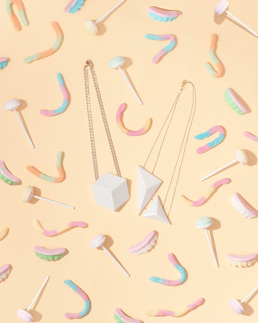 Hello Bone animal and geometric jewelry