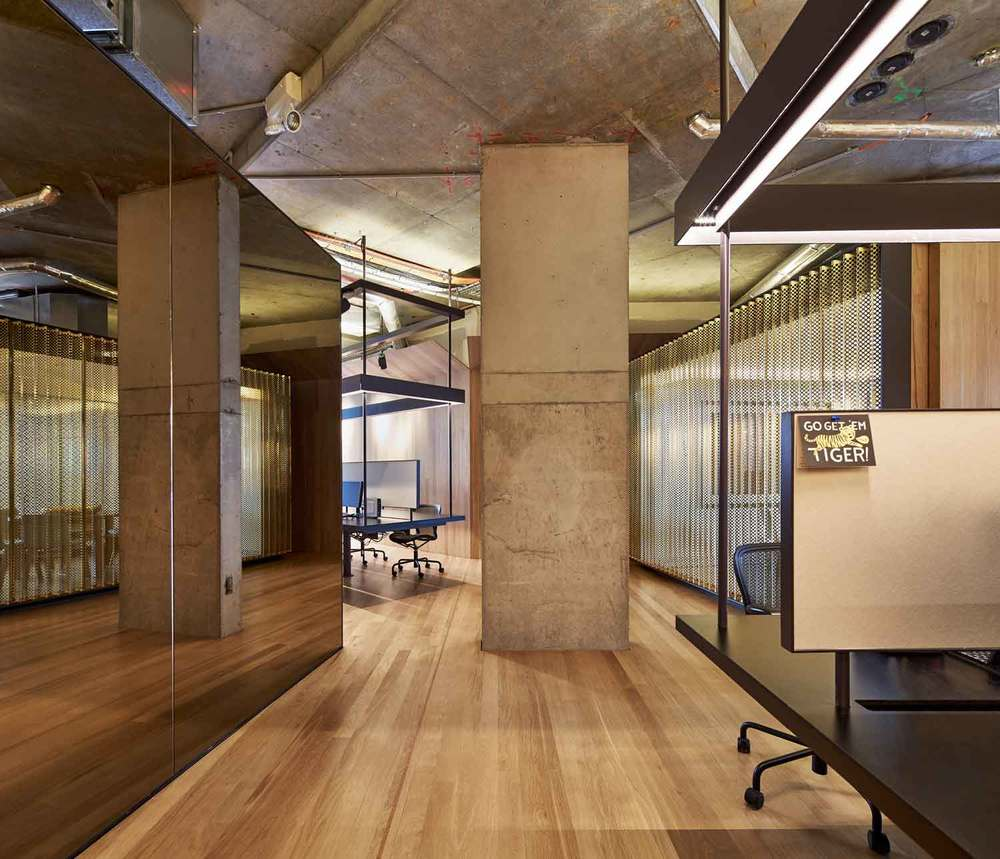 Chenchow Little Designs Baroque Village Inspired Office