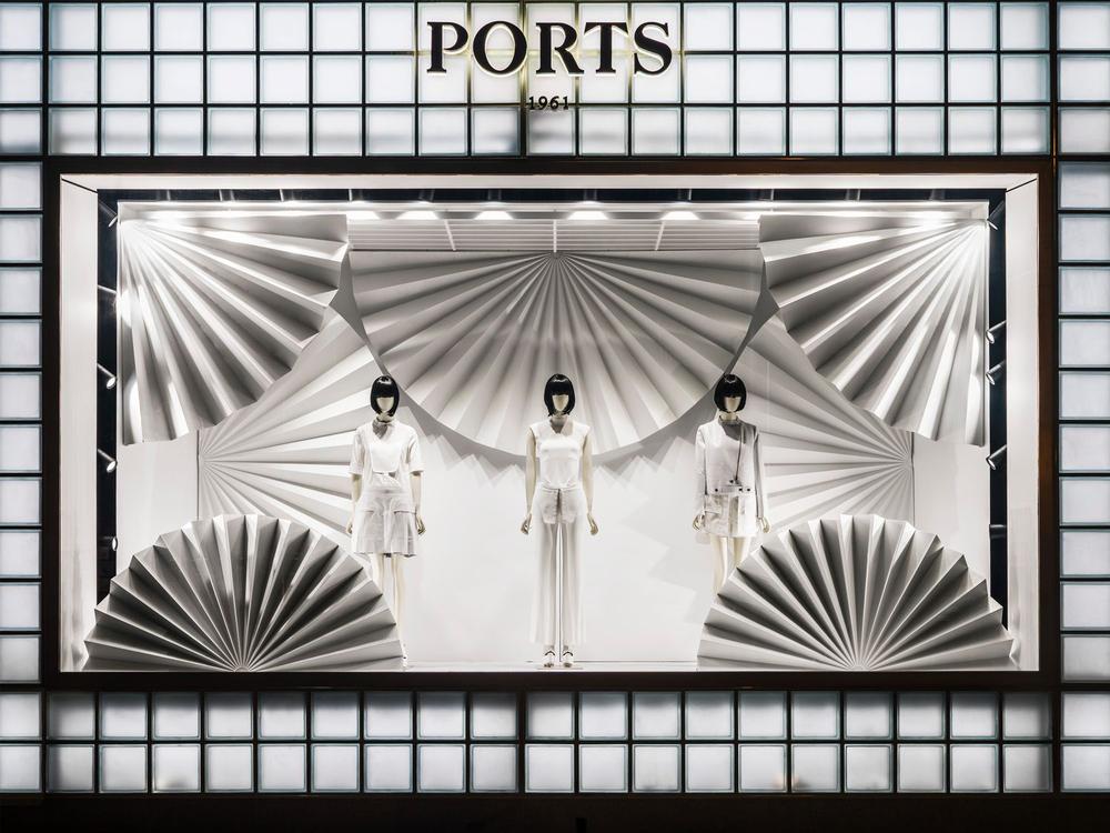 Yabu Pushelberg designs Ports 1961's Shanghai flagship