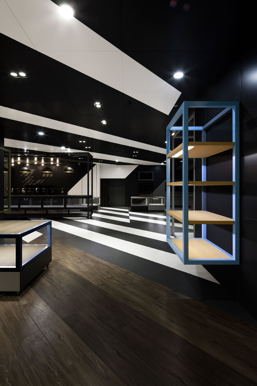 Coordination Asia designs dynamic store for TLC in Shenzhen