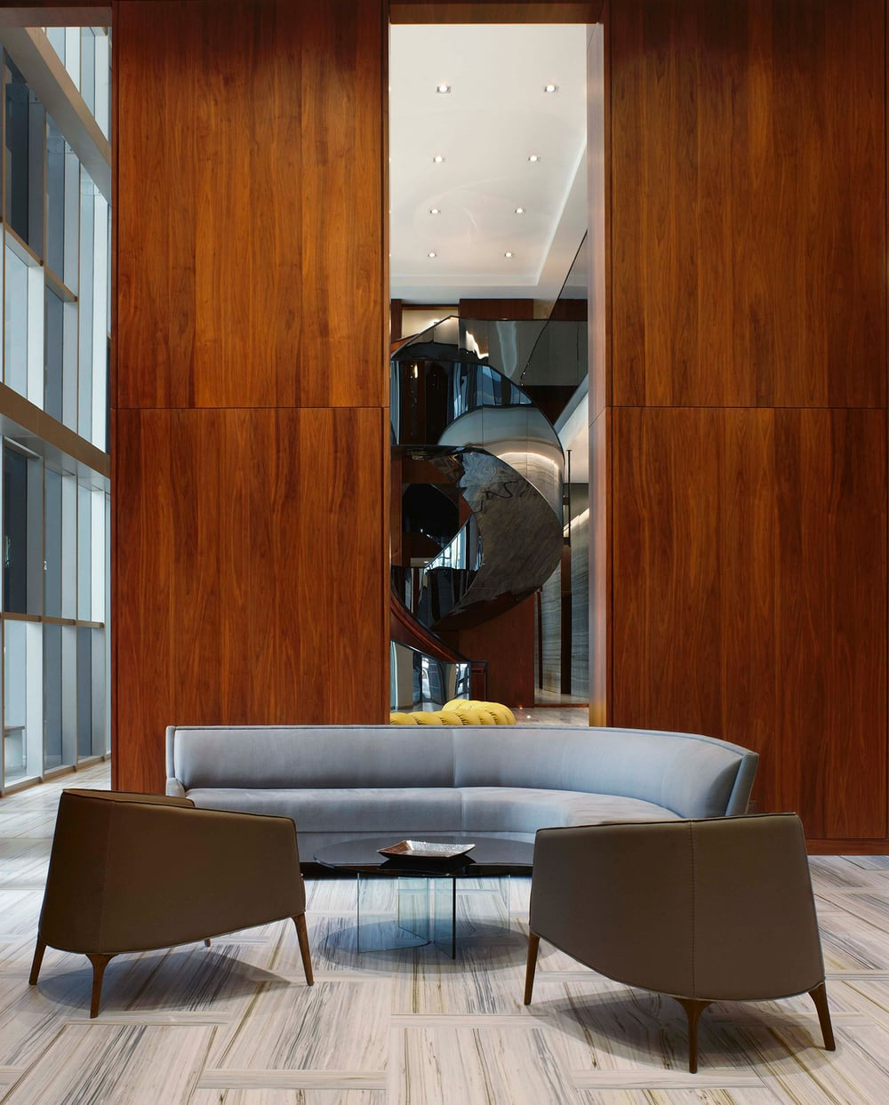 Brickell house is the centerpiece of miami s newly for Brickell house
