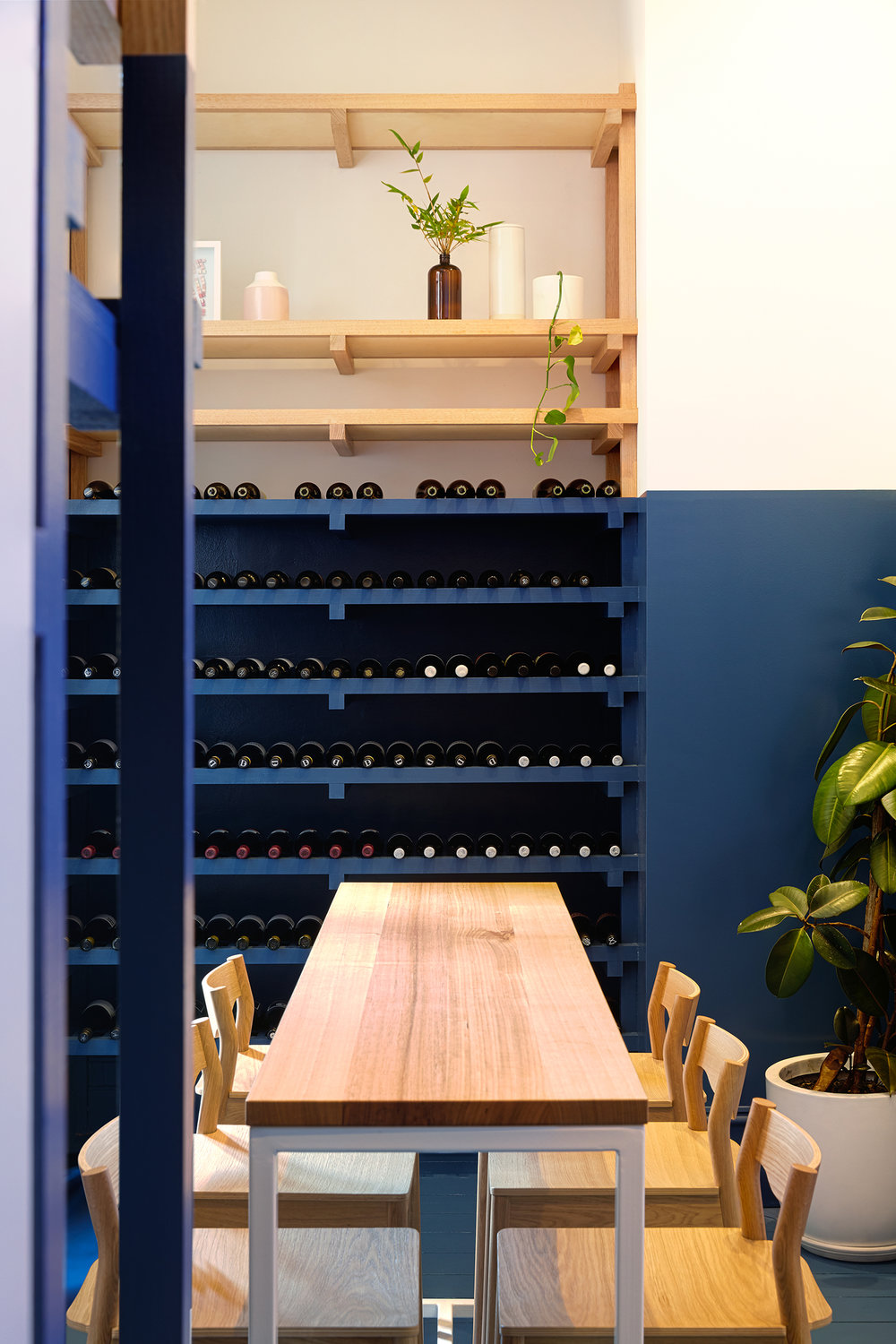 Level One wine racks
