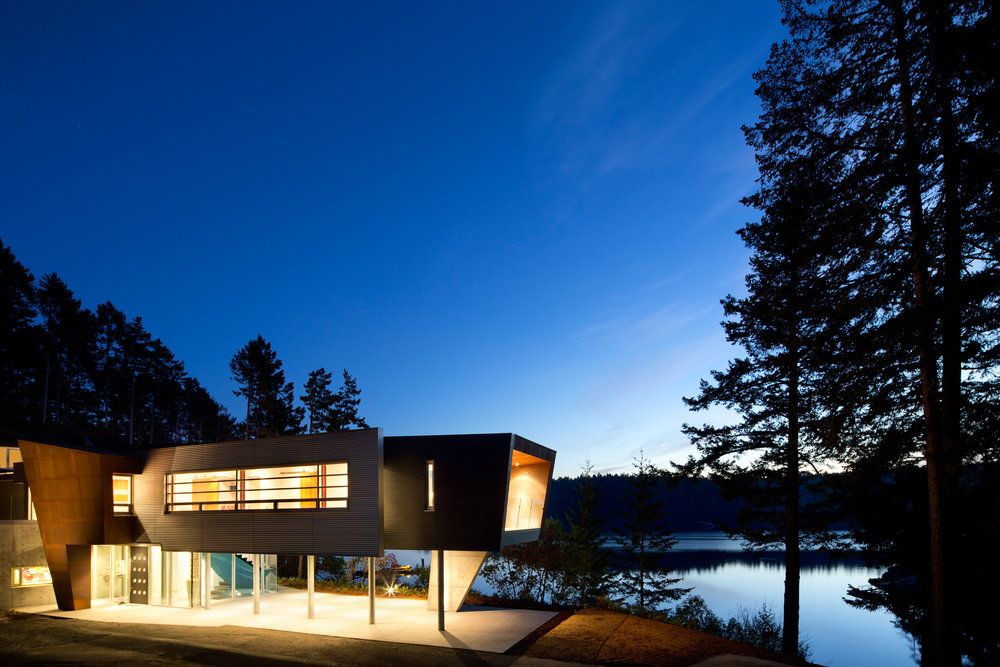 Gulf Islands AA Robins architecture