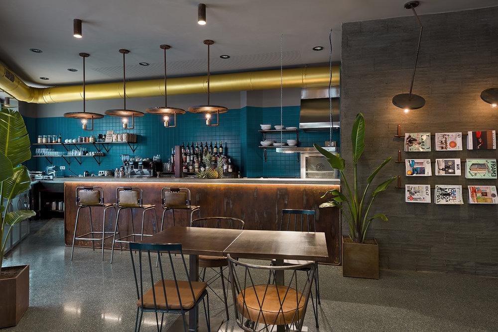 La Manera bar