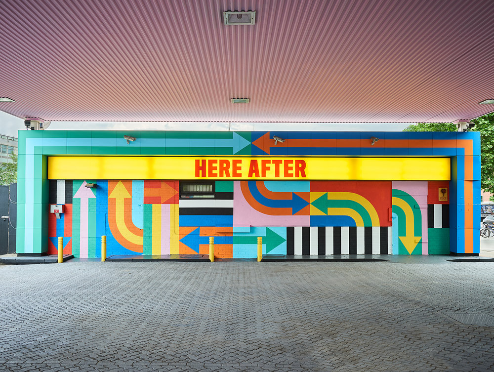 Craig and Karl installation