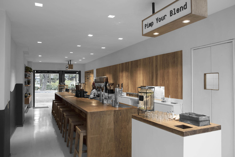 Blend Station coffee bar
