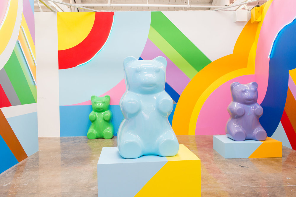 Museum of Ice Cream gummy bears