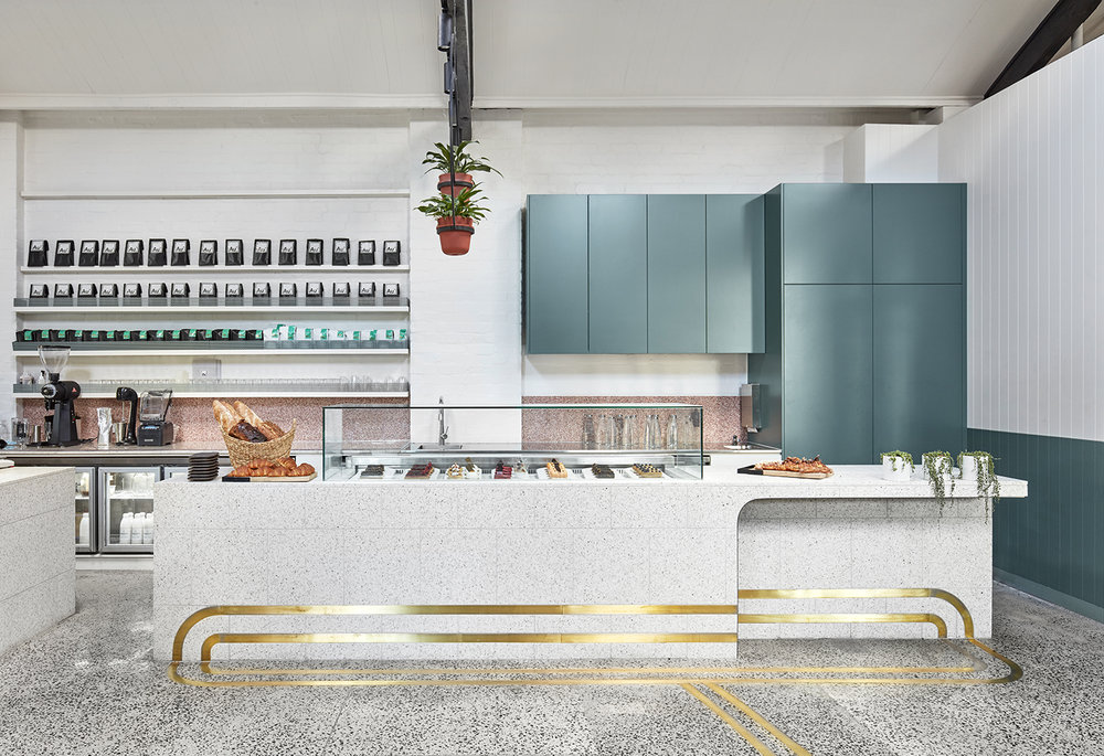 Mim Design Au79 coffee bar