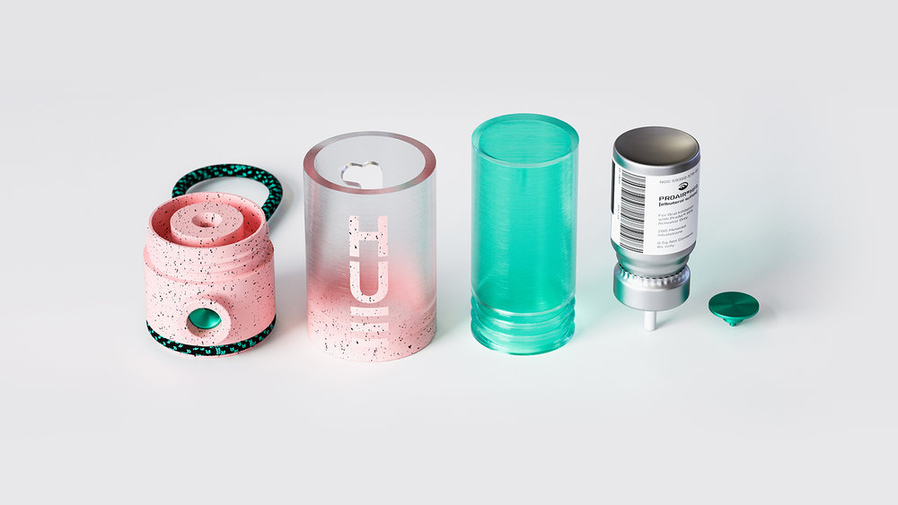 Hue Inhalers deconstructed