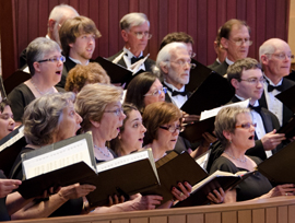 Schola Cantorum ,Frederick Jodry, conductor    November 2009