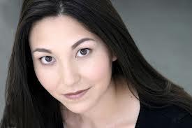 Laura Choi Stuart, mezzo soprano April 2009