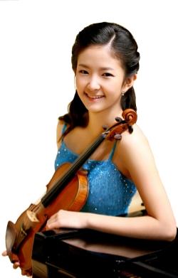 Yoojin Jang, violinist November 2013
