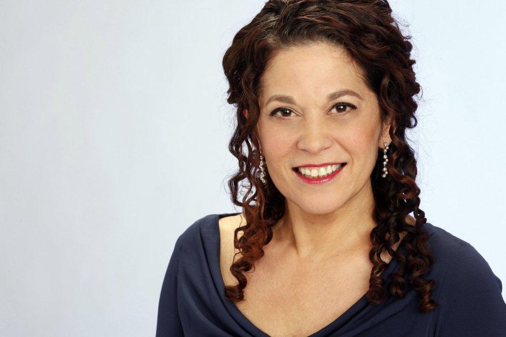 Lynn Torgove , mezzo-soprano    February 2015