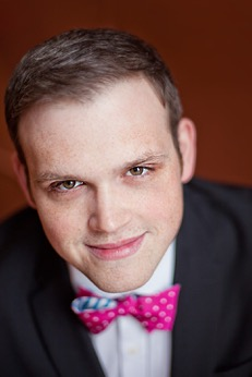 Joshua Quinn, baritone March 2016