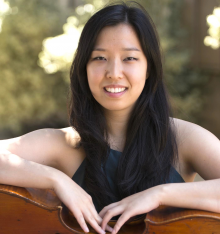 Sujin Lee, cellist April 2016